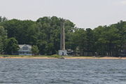 Verona Beach Lighthouse.
