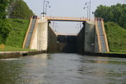 Lower view of Lock E3.