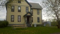 The Schoharie Crossing Historic Site Visitor Center has exhibits, photos and a gift shop.